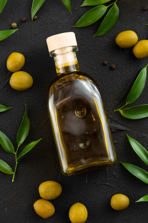 powerful weapons oil offers two the in against fight Olive