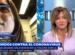 Núria Montserrat a Espejo Público parlant sobre Covid-19